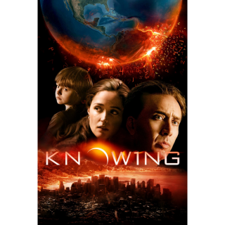 Knowing (2009) HD Vudu