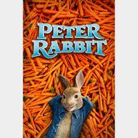 Peter Rabbit (2018) SD Movies Anywhere