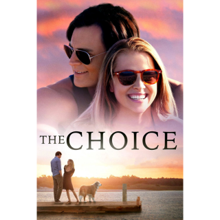 The Choice (2016) SD UV ~> INSTANT DELIVERY <~