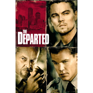 The Departed (2006) HD MA