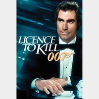 Licence to Kill (1989) HD Vudu