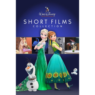 Walt Disney Animation Studios Short Films Collection: HD Movies Anywhere ONLY! No Google Play portion or Disney points