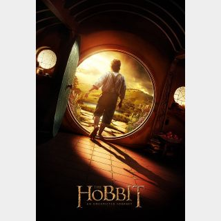 The Hobbit: An Unexpected Journey (2012) HD MA ~> Instant Delivery <~