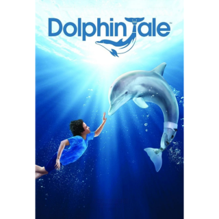 Dolphin Tale (2011) HD MA ~> Instant Delivery <~