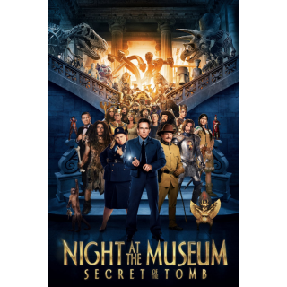 Night at the Museum: Secret of the Tomb (2014) HD MA