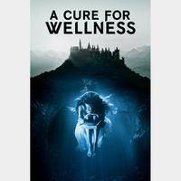 A Cure for Wellness (2017) HD MA ~> INSTANT DELIVERY <~