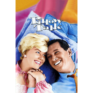 Pillow Talk (1959) HD MA ~> INSTANT DELIVERY <~