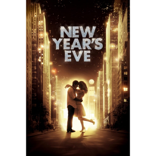 New Year's Eve (2011) HD MA ~> INSTANT DELIVERY <~