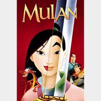 Mulan (1998) HD Google Play