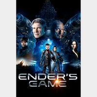Ender's Game (2013) SD VUDU ~> INSTANT DELIVERY <~
