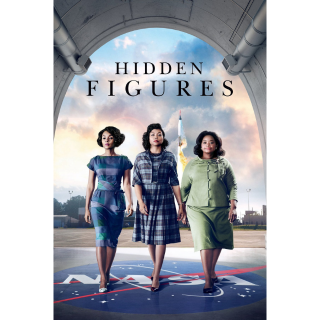 Hidden Figures (2016) HD MA