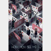 Now You See Me 2 (2016) HD VUDU