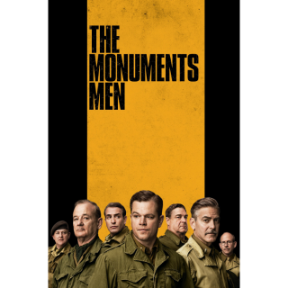 The Monuments Men (2014) SD MA
