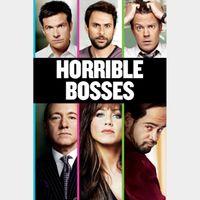 Horrible Bosses (2011) HD MA