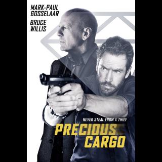 Precious Cargo (2016) SD Vudu ~> INSTANT DELIVERY <~