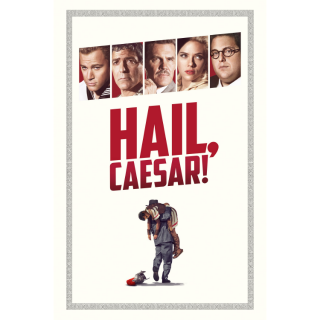 Hail, Caesar! (2016) HD MA ~> INSTANT DELIVERY <~