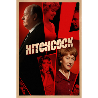 Hitchcock (2012) HD MA ~> INSTANT DELIVERY <~