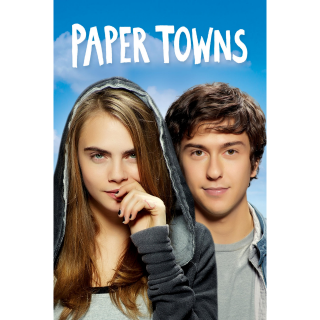 Paper Towns (2015) HD MA ~> Instant Delivery <~