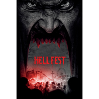 Hell Fest (2018) HD Vudu > INSTANT DELIVERY <~