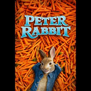 Peter Rabbit (2018) HD MA