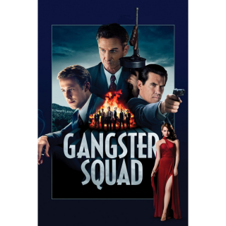Gangster Squad (2013) HD MA ~> INSTANT DELIVERY <~