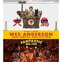 Double Feature: Wes Anderson Two-Movie Collection: Isle Of Dogs & Fantastic Mr. Fox INSTAWATCH = HDX VUDU