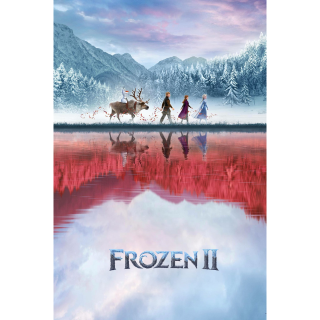 Frozen II (2019) HD Movies Anywhere only! No DMR points or Google Play