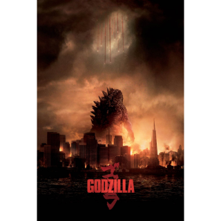 Godzilla (2014) HD MA