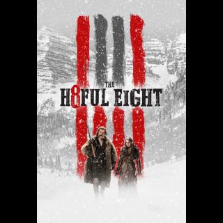 The Hateful Eight (2015) HD Vudu