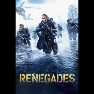 American Renegades (2017) HD Vudu