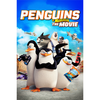 Penguins of Madagascar (2014) HD MA ~> INSTANT DELIVERY <~