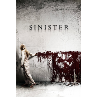 Sinister (2012) SD Vudu ~> INSTANT DELIVERY <~