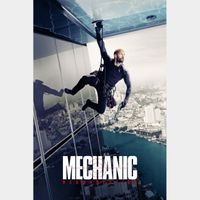 Mechanic: Resurrection (2016) SD VUDU