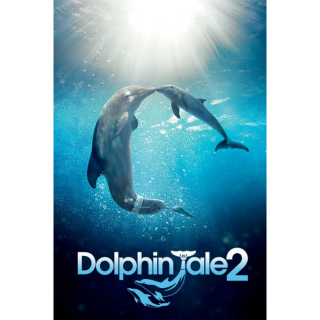 Dolphin Tale 2 (2014) HD MA ~> INSTANT DELIVERY <~