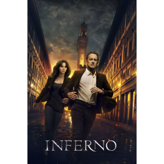 Inferno (2016) HD MA ~> Instant Delivery <~