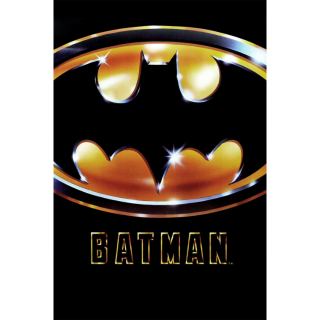 Batman (1989) HD MA