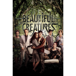 Beautiful Creatures (2013) HD MA ~> INSTANT DELIVERY <~
