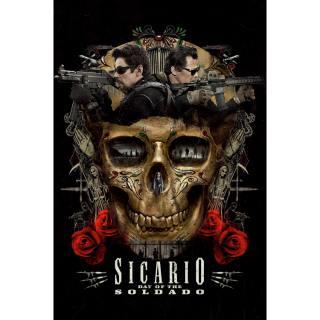 Sicario: Day of the Soldado (2018) HD MA