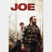 Joe (2014) SD Vudu