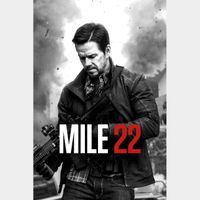 Mile 22 (2018) HD iTunes