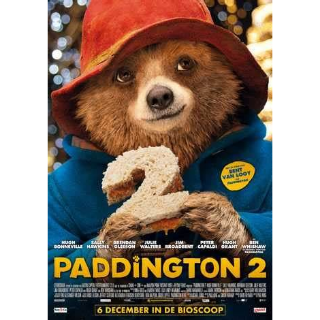 Paddington 2 BLU- RAY + DVD ☆☞ FREE SHIP ☜☆