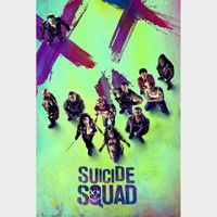 Suicide Squad + SS: Extended Cut (2016) HD Movies Anywhere