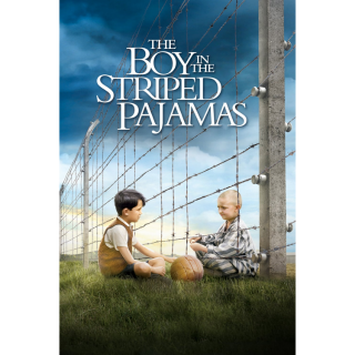 The Boy in the Striped Pyjamas (2008) SD Vudu ~> INSTANT DELIVERY <~