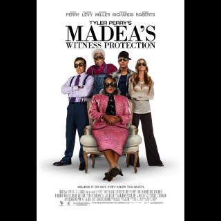 Madea's Witness Protection (2012) assume SD Vudu