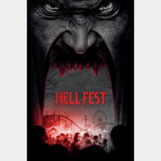 Hell Fest (2018) HDX VUDU