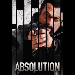 Absolution (2015) HD Vudu