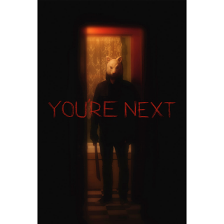 You're Next (2011) SD Vudu ~> INSTANT DELIVERY <~