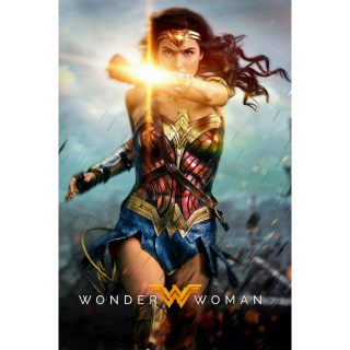 Wonder Woman (2017) HD MA ~> INSTANT DELIVERY <~