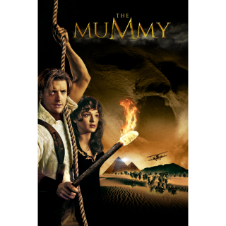 The Mummy (1999) SD Movies Anywhere