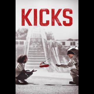 Kicks (2016) HD MA